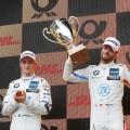 Eng und Eriksson feiern BMW-Doppelsieg in Zolder©BMW