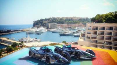 HWA Racelab in Monaco ©HWA