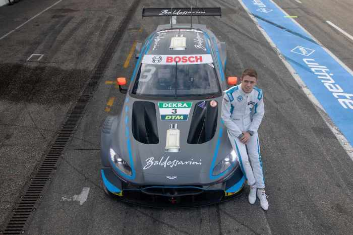 Paul di Resta Aston Martin ©R-Motorsport