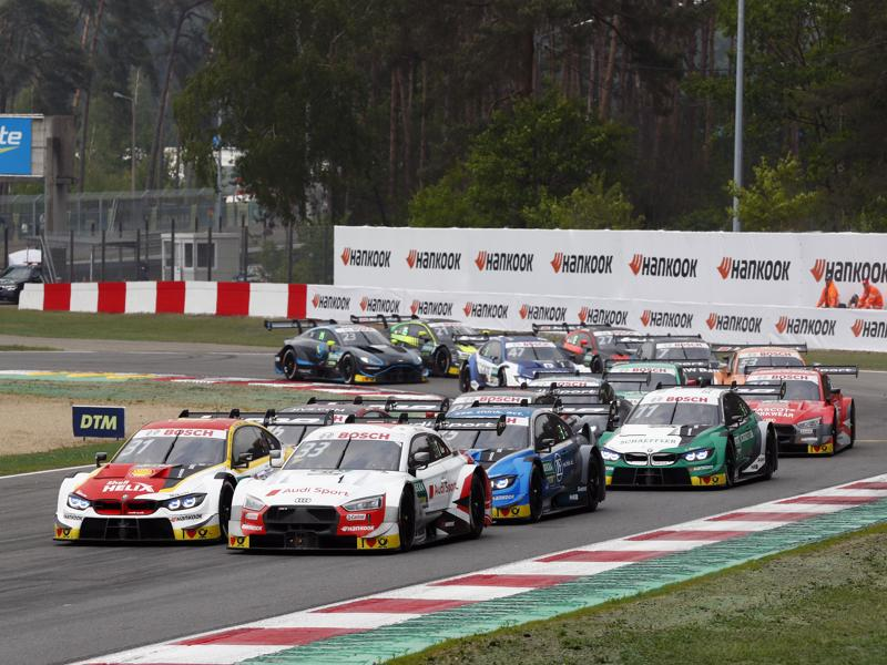 Zolder: DTM Zolder 2019 on May, 19, 2019, (c) DTM, Hoch Zwei)