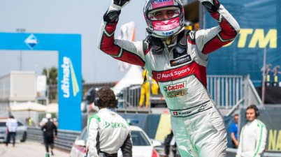 Sieger Nico Müller,DTM Misano 2019 ©Audi