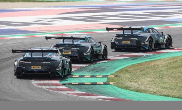 R-Motorsport DTM Misano ©R-Motorsport