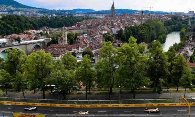 Bern E-Prix 2019 ©FormulaE