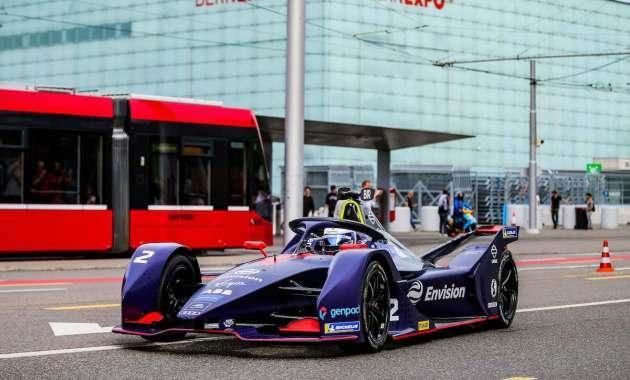 Sam Bird Formula E, Bern E-Prix 2019 ©FIAFormulaE, Virgin