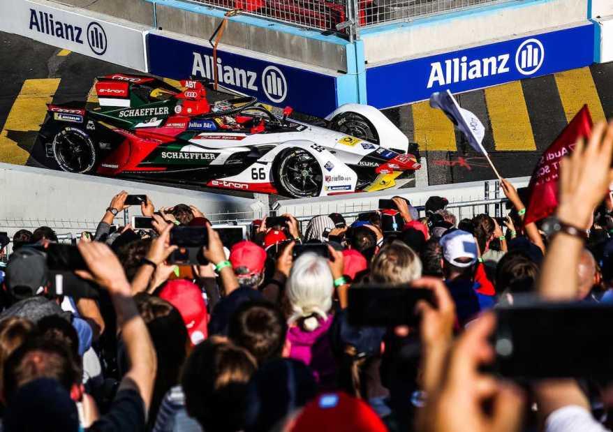 Daniel Abt,Formula E, Bern E-Prix 2019 ©Audi