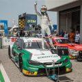 Bmw Pilot Marco Wittmann gewinnt Misano (c)BMW