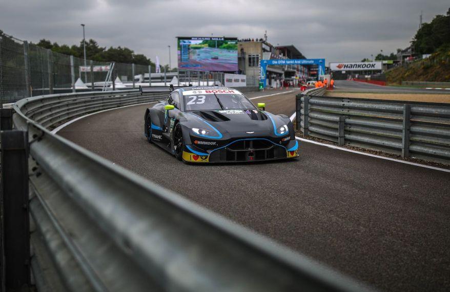 Juncadella Aston Martin @R-Motorsport