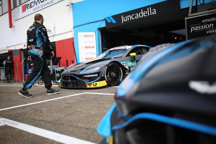 Daniel Juncadella, R-Motorsport ©R-Motorsport