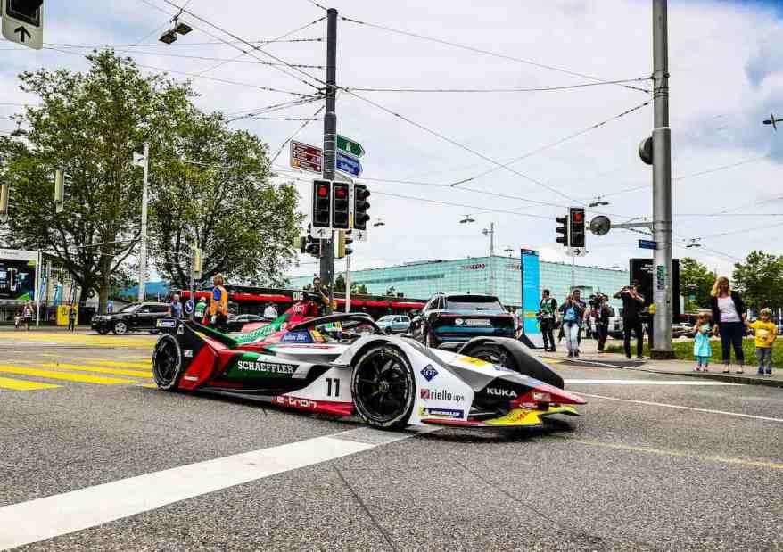 Lucas di Grassi, Formula E, Bern E-Prix 2019 ©Audi