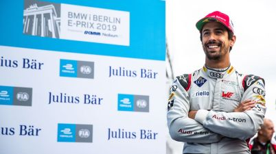Lucas di Grassi,Formula E, Berlin E-Prix 2019 ©Audi