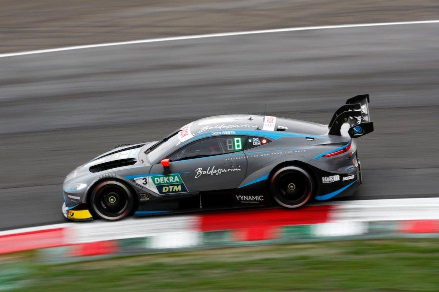 Paul Di Resta (GBR), Aston Martin,DTM Zolder 2019©DTM