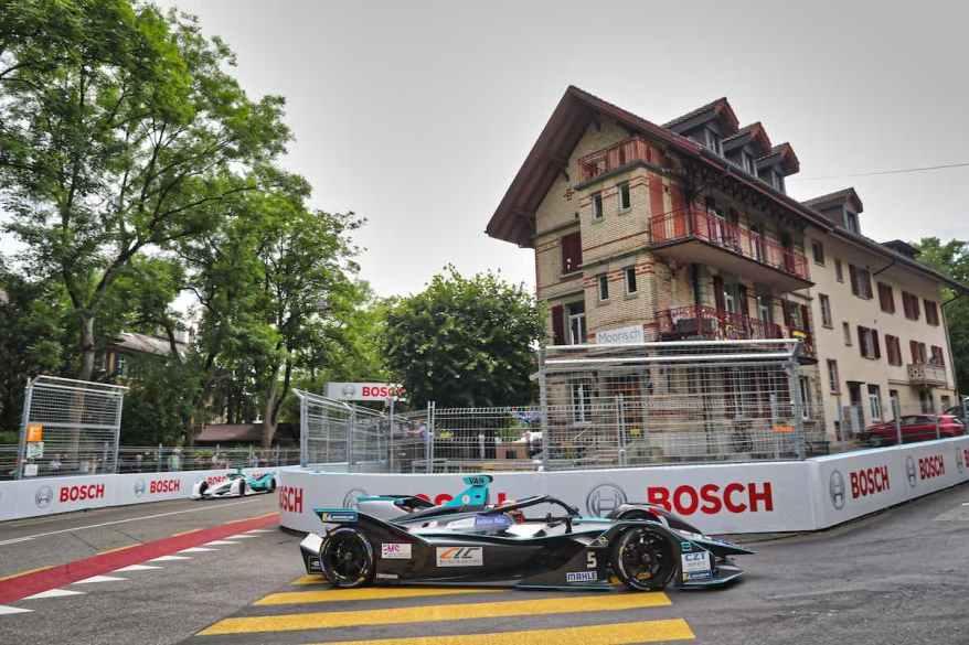 Stoffel Vandoorne in Bern ©HWA