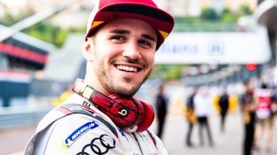 Daniel Abt,Formula E, Monaco E-Prix 2019 ©Audi