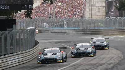 Aston Martin am Norisring ©R-Motorsport