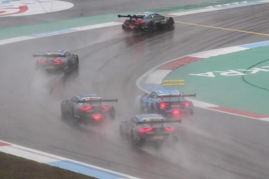 Aston Martin im Regen von Assen ©R-Motorsport