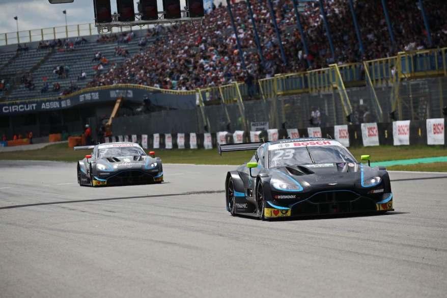 Aston Martin in Assen ©R-Motorsport