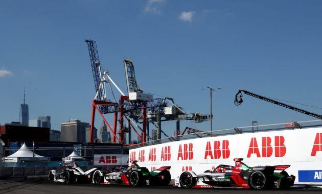 Lucas di Grassi und Daniel Abt, Audi Sport ©Audi