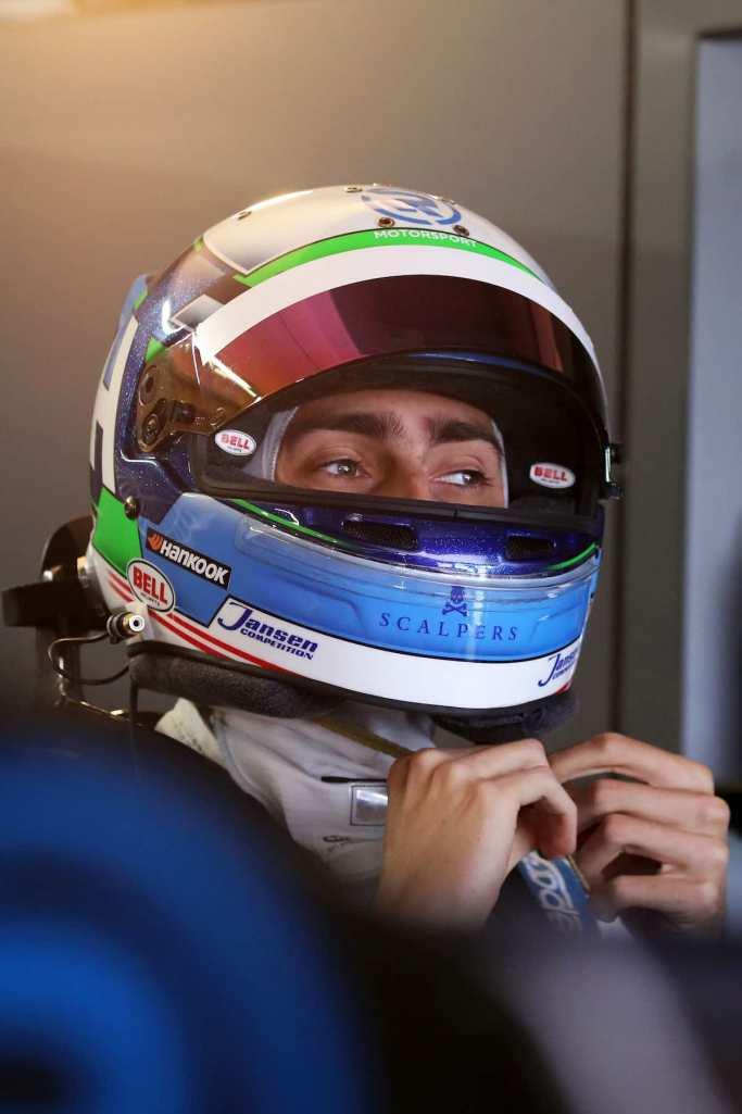 Ferdinand von Habsburg (AUT), Aston Martin,DTM 2019 Hockenheim 01 ©R-Motorsport
