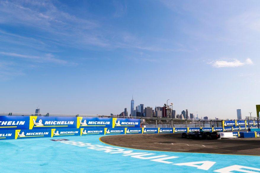 Gary Paffett,HWA in New York ©HWA