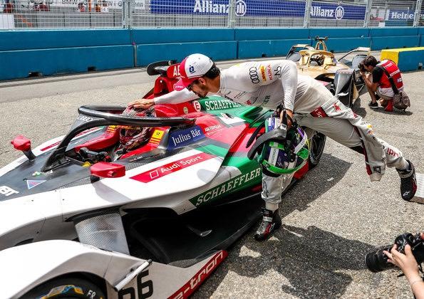 Daniel Abt, Lucas di Grassi,Formula E, New York E-Prix 2019 ©Audi