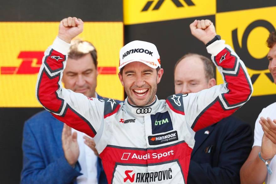Mike Rockenfeller (GER), Audi,DTM Norisring 2019 ©DTM