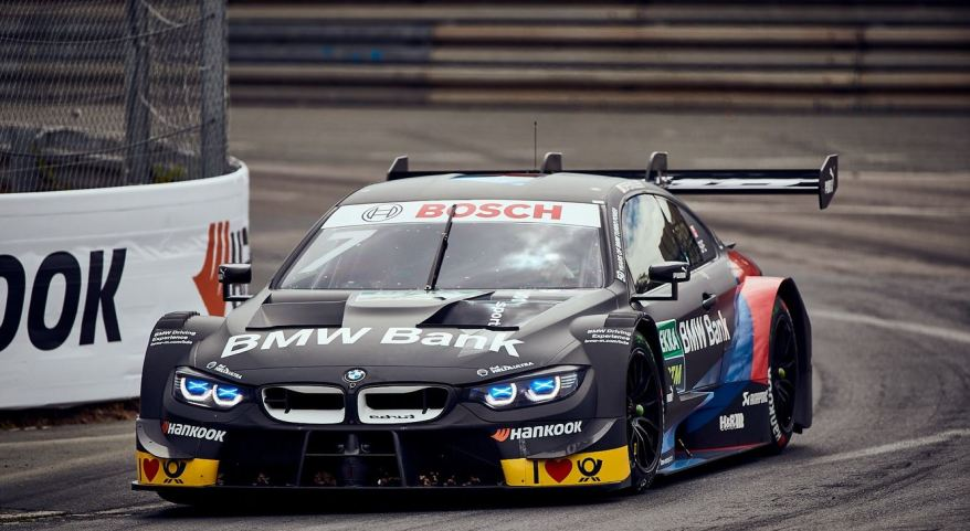 Bruno Spengler siegt am Norisring, Mr Norisring @BMW