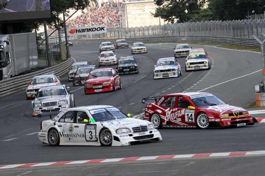 Motorsports: DTM race ourenwagen Classics in Nürnberg 2017 ©DTM