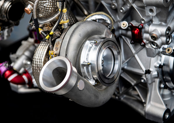 Audi 2.0 TFSI DTM 2019 ©Audi