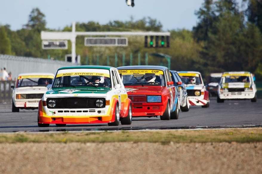 ADAC Histo Cup,Masaryk Racing Days 07. - 2. 09. September 2018 © Krause/MotorPhoto.de