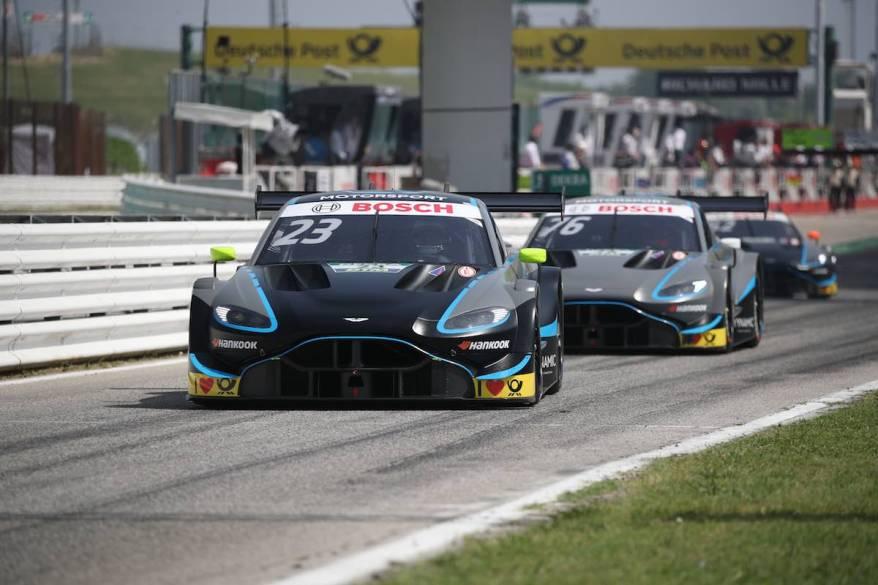Aston Martin Vantage DTM ©R-Motorsport