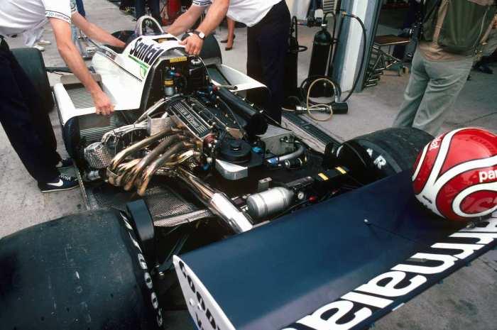 BMW M12/13 Turbomotor ©BMW
