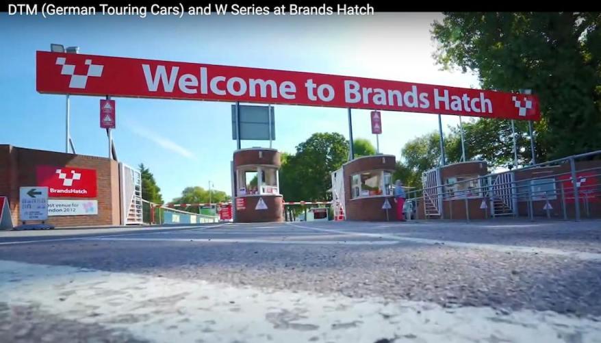 Brands Hatch Video ©brandshatch msv.com