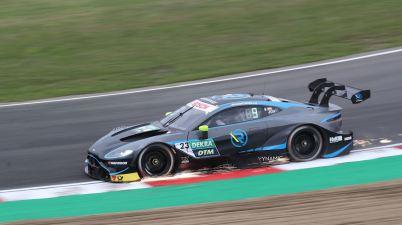 Daniel Juncadella, Aston Martin ©R-Motorsport