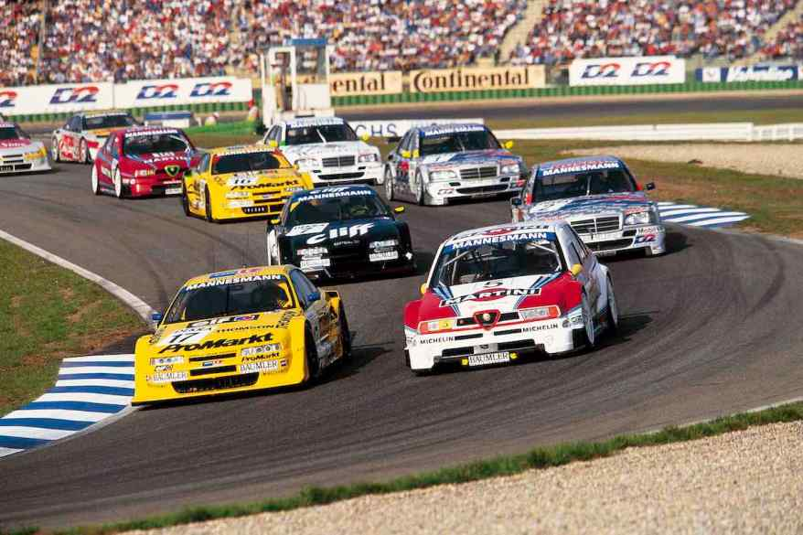 Motorsports / DTM 1996: german touring cars championship 1996 ©DTM