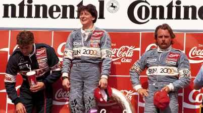 Winner Ellen Lohr, Motorsports / DTM: german touring cars championship 1992 ©DTM