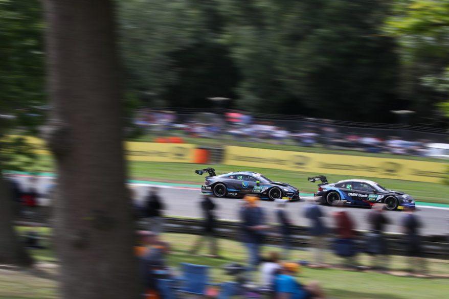 Juncadella jagt Spengler ©R-Motorsport
