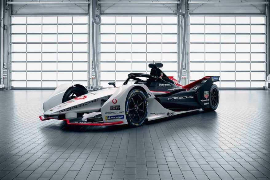 Porsche 99X Electric ©Porsche