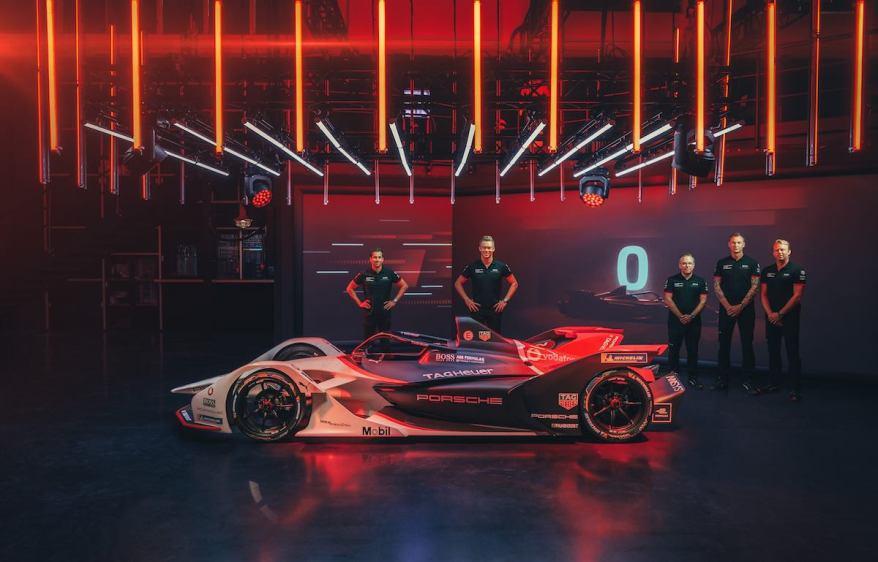 Porsche Formel E Team ©Porsche