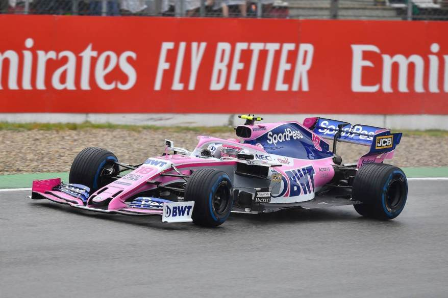 Lance Stroll,Racing Point F1 ©Thorsten Horn