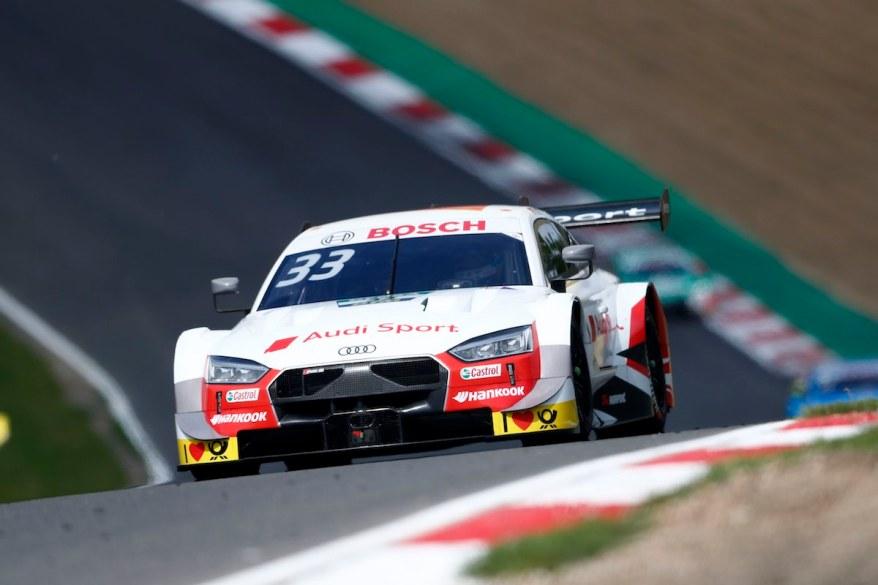 René Rast , Audi,DTM Brands Hatch 2019 ©DTM