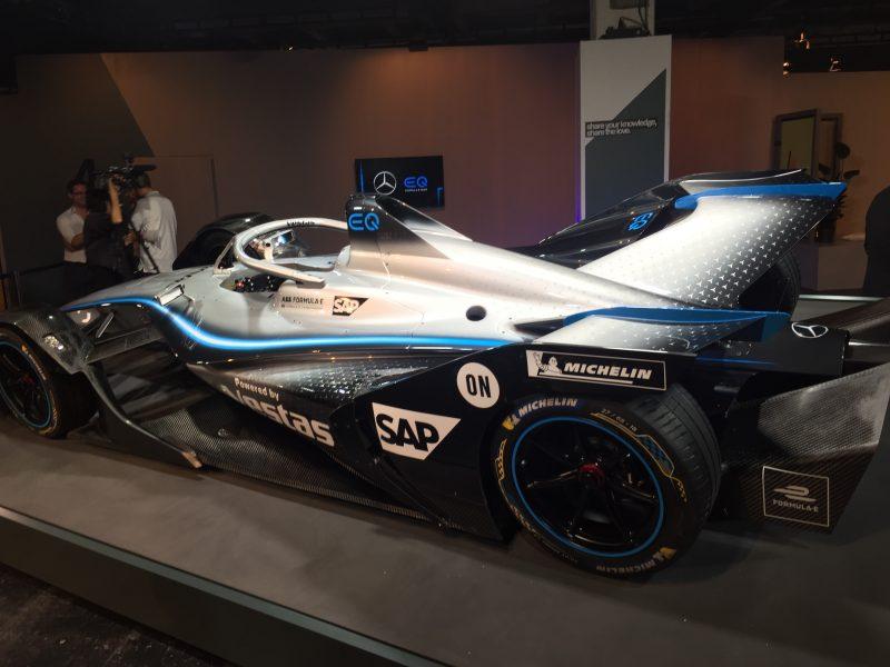 Mercedes EQ Formel E ©EHirsch