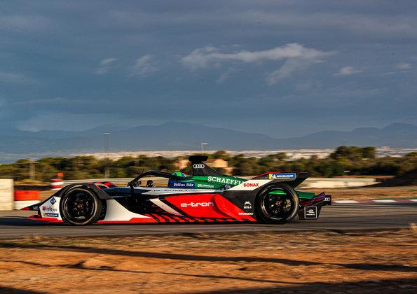 Audi e-tron FE06,Formula E, Test Mallorca 2019 ©Audi