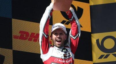 René Rast,DTM Nürburgring 2019 ©Audi