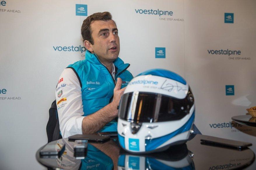 Alberto Longo, Formel E ©voestalpine