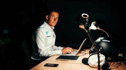 Ian James, Teamchef Mercedes ©Daimler