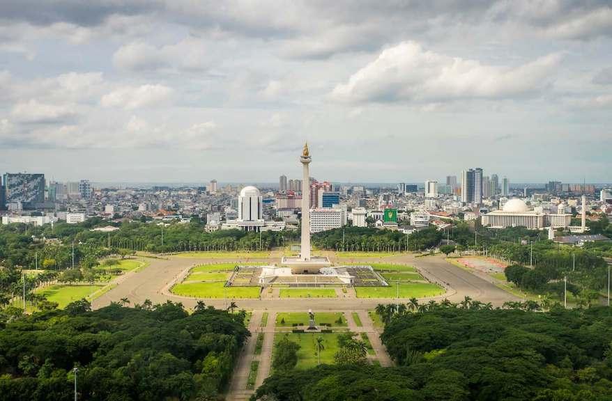 Jakarta, Indonesien ©Courtesy of Formula E