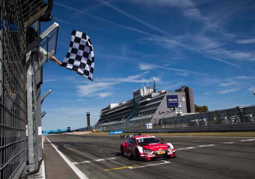 Motorsports: DTM Nuerburgring 2018©DTM; Hoch Zwei