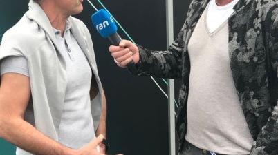 Edgar Mielke im Interview mit Bernd Schneider ©Mielke