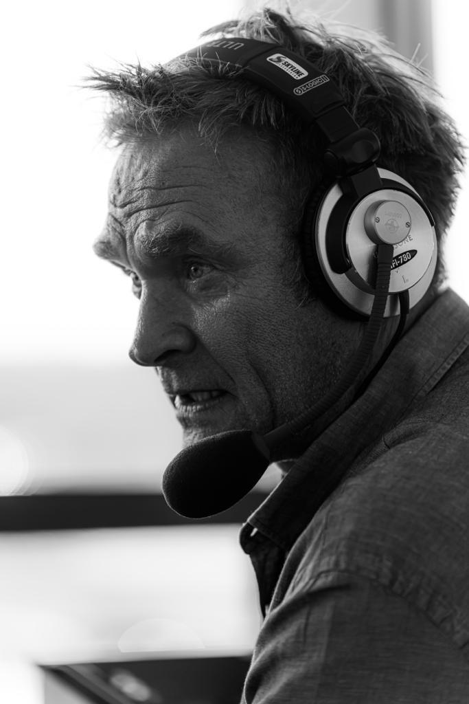 DTM: Die TV-Stimme der DTM: Edgar Mielke im Interview ...