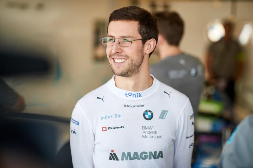 Alex Sims BMW i Andretti Motorsport ©Sims PR, BMW